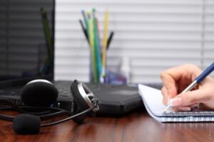 Служебная на новую должность как писать