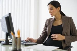 Что предусматривает трудовой кодекс для беременных работниц