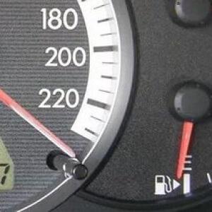 Коэффициенты для расчета расхода бензина