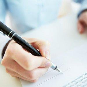 Кто должен подписывать акт выполненных работ в учреждении