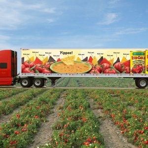 Транспортировка продуктов питания