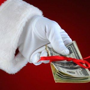 Подарок в денежной форме