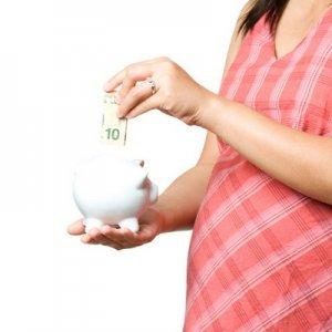 Выплаты беременной