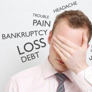Подтверждение банкротства