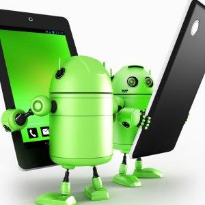 Телефон на системе Android