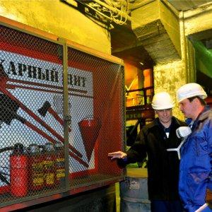Изучение пожарного инвентаря