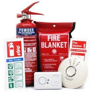 Предметы пожарной безопасности