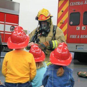 Пожарный инструктаж