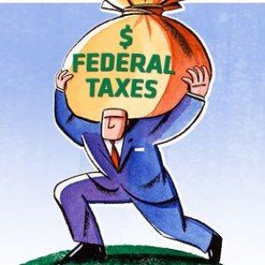 Федеральные налоги