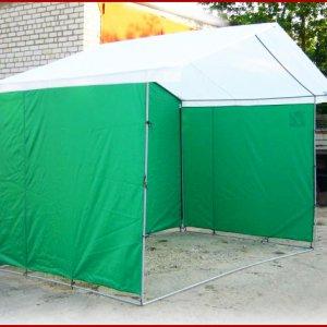 Мобильность палатки