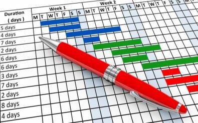 Календарное планирование