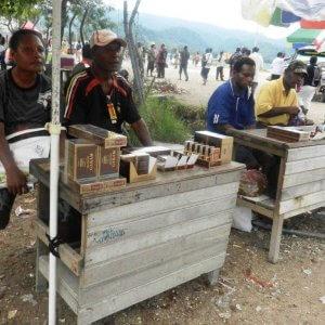 Незаконная торговля сигаретами