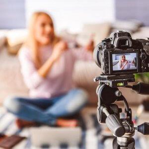 Создание видеоблога