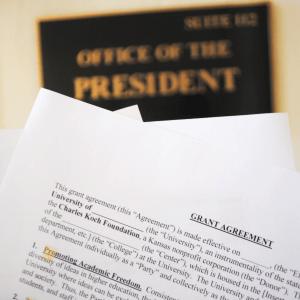Предоставление учредительного договора
