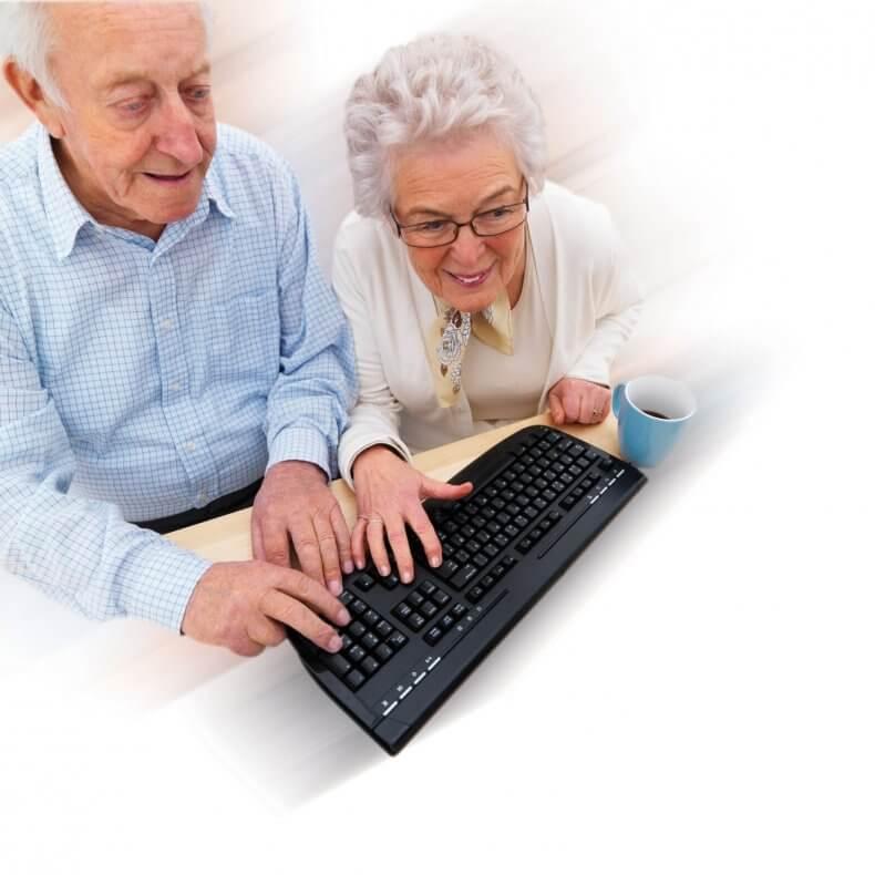 Личный кабинет для пенсионеров