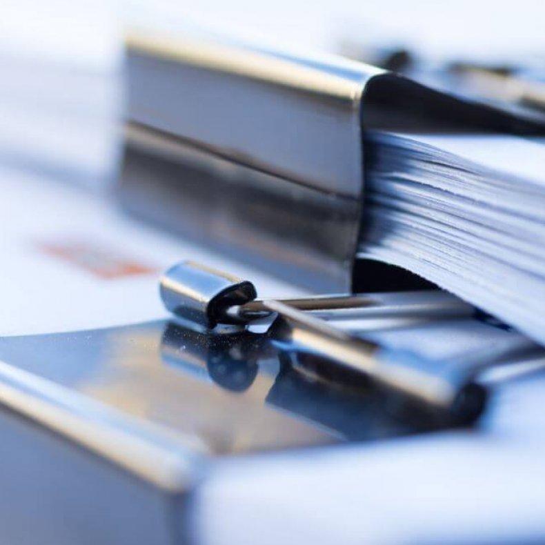 Подготовка документов в архив