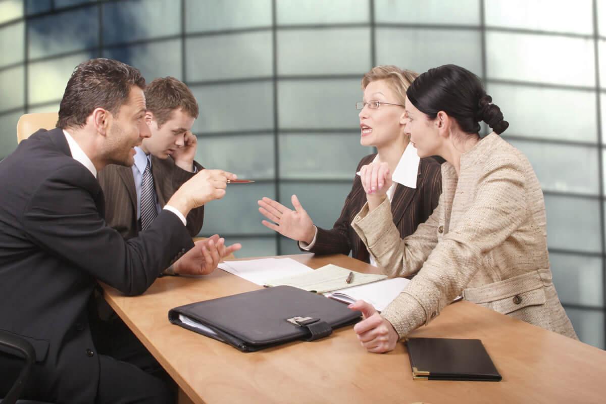 Решение путем переговоров