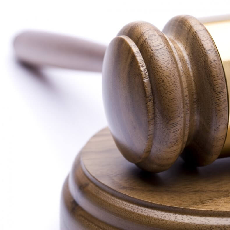 Судебное решение о выплате