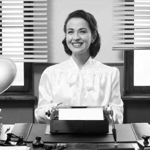 Внешний вид секретаря делопроизводителя