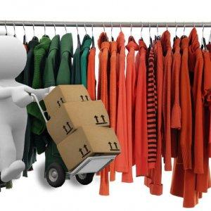 Поставка партии одежды
