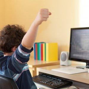 Компьютерные игры школьников