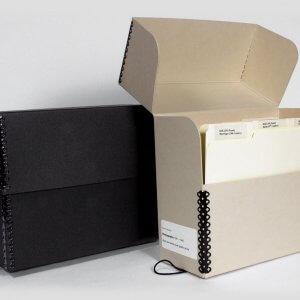 Хранение в специальных папках