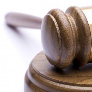 Открытие дела в суде