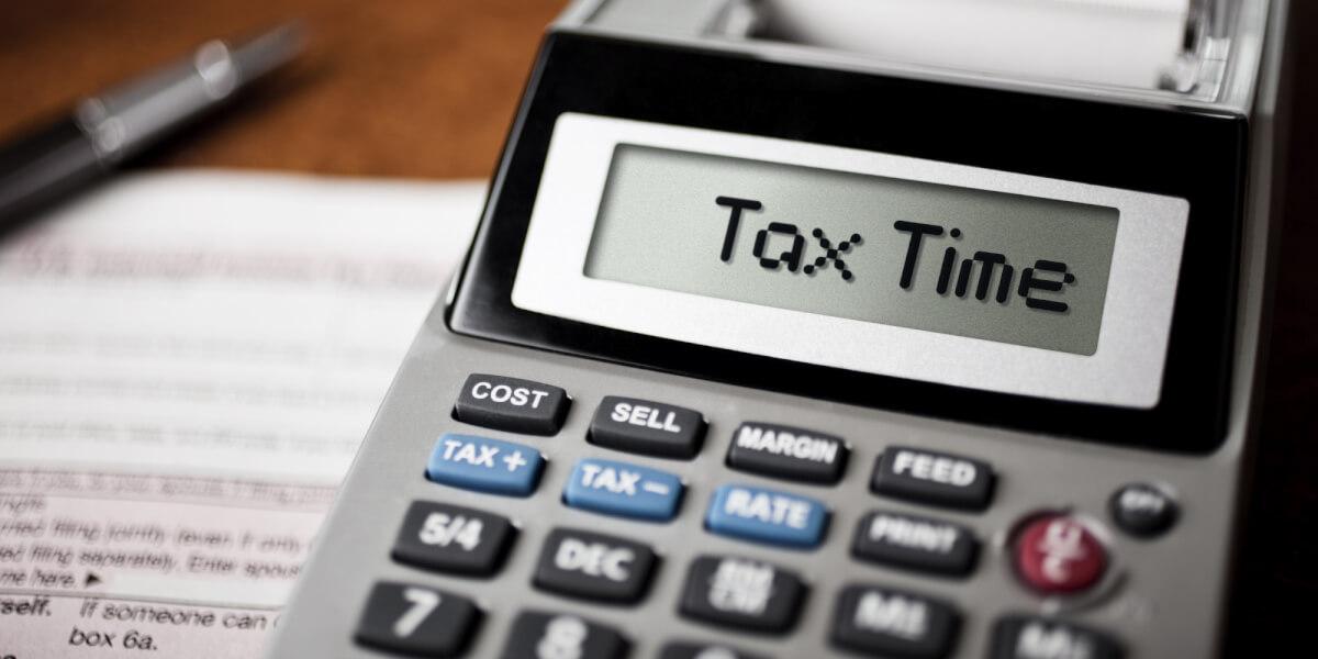 Расчеты подоходного налога