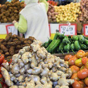 Наценка на продукты питания