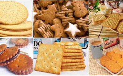 Ассортимент печенья