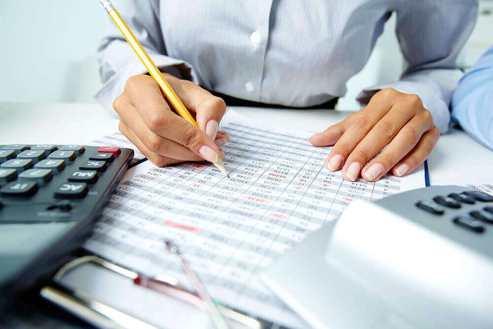 Использование плана счетов в работе