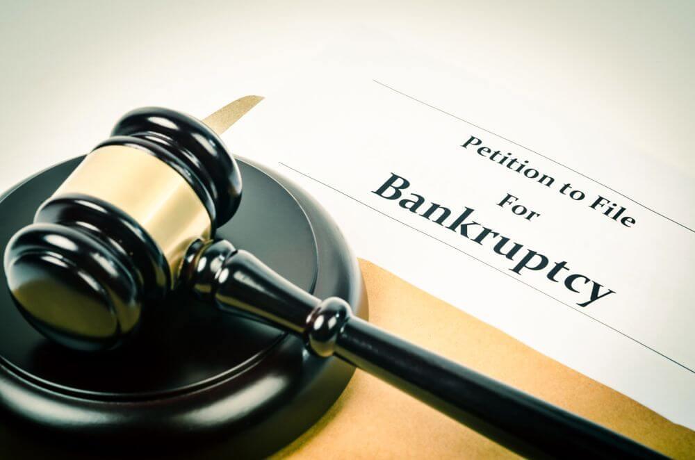 Банкротство, признанное судом