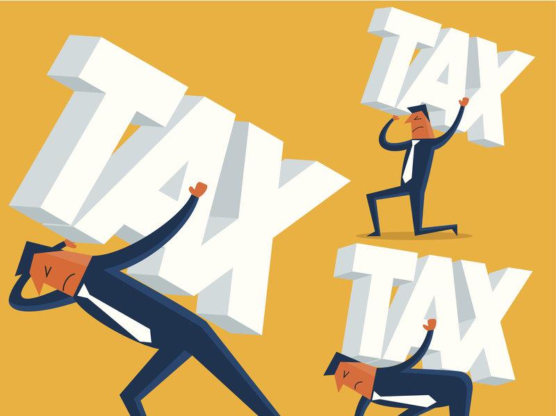Система налогообложения компании