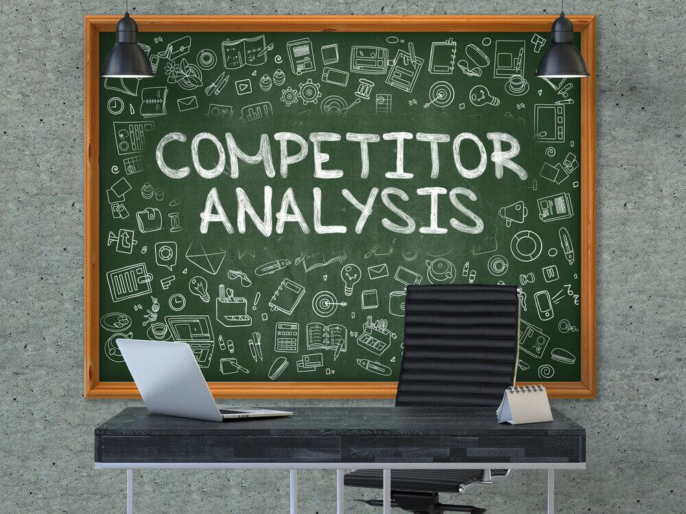 Анализ конкурентов на региональном уровне