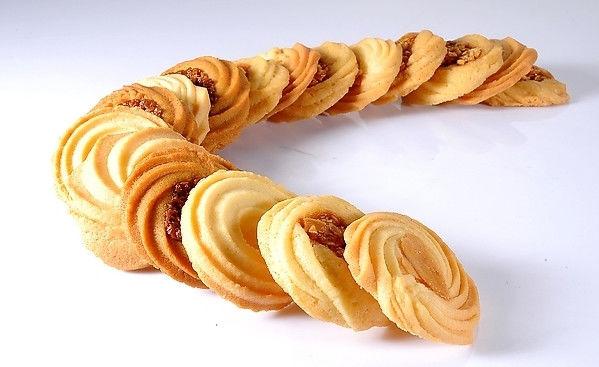 Массовый сбыт печенья