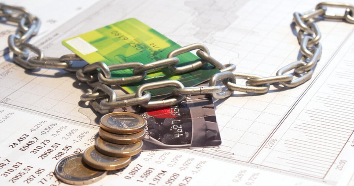 Арест банковского счета