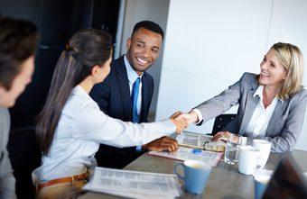 Собеседование с потенциальными сотрудниками