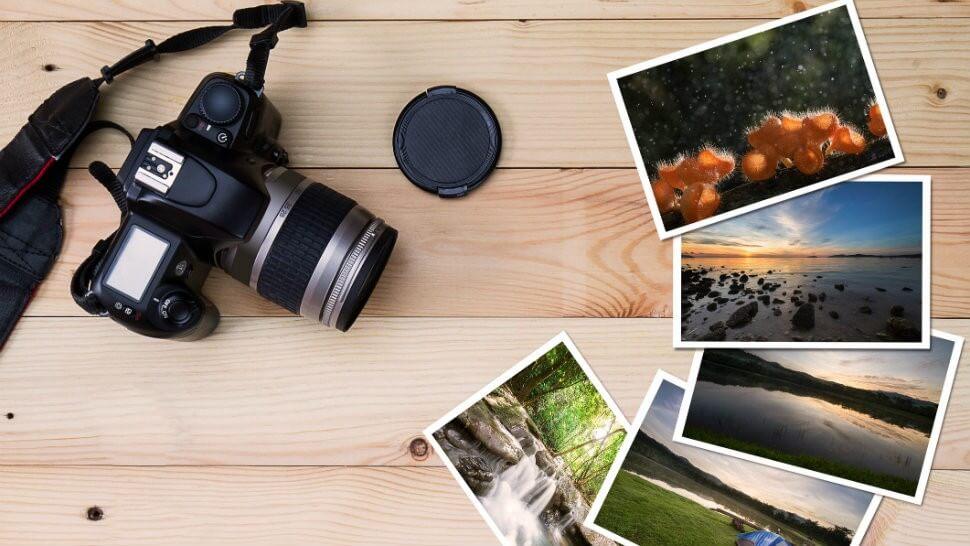 Оказание фотоуслуг населению