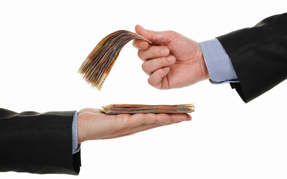 Доплата премии к зарплате