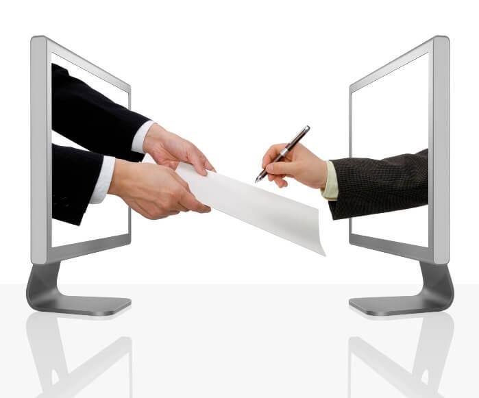 Электронная подпись для соглашений между юрлицами