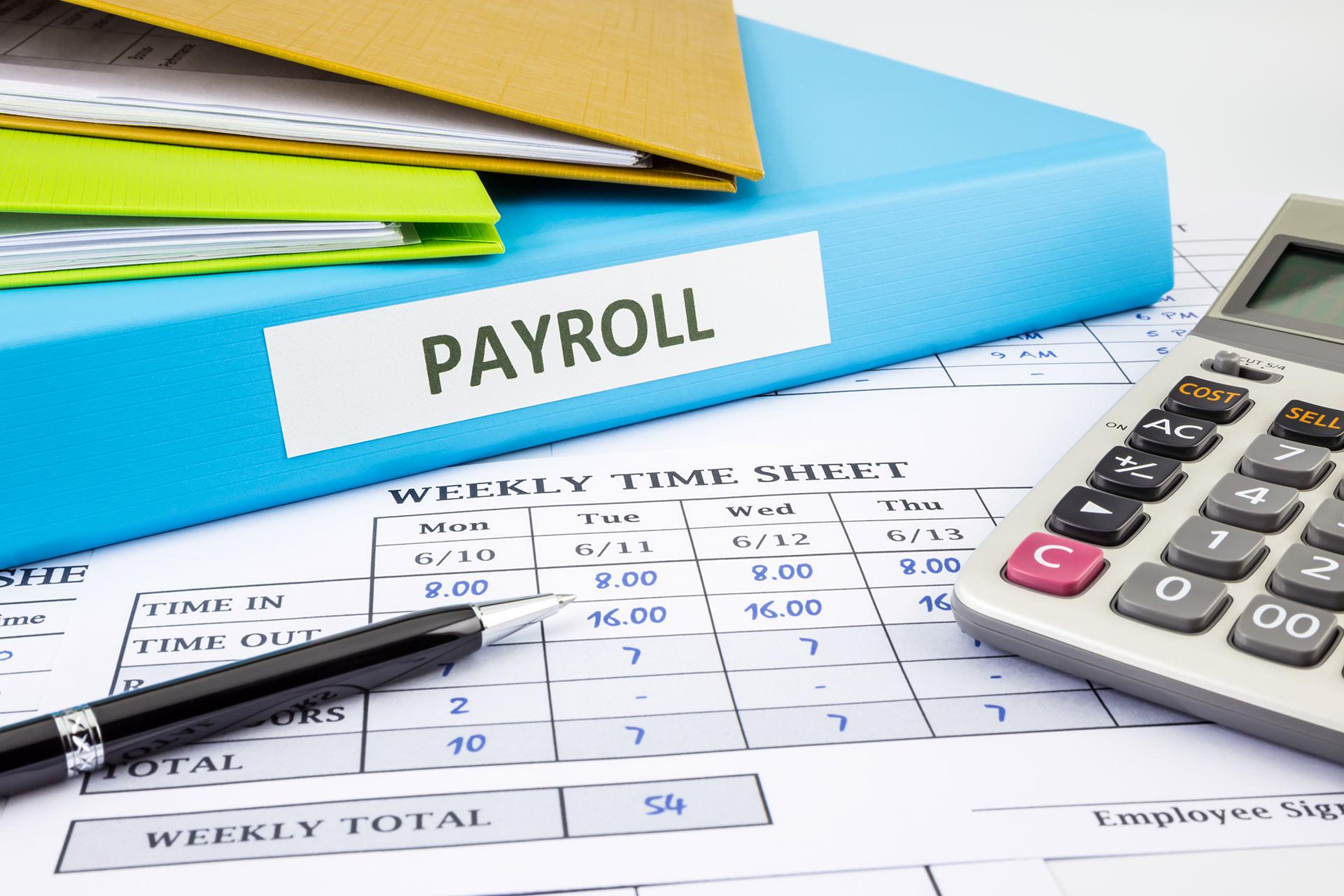Расчет фонда оплаты труда