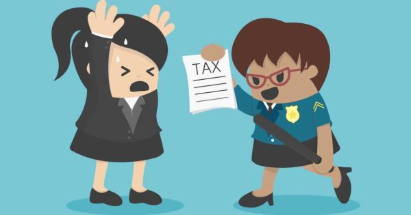 Неуплата налога