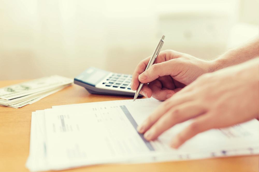 Расчет пени на налогам