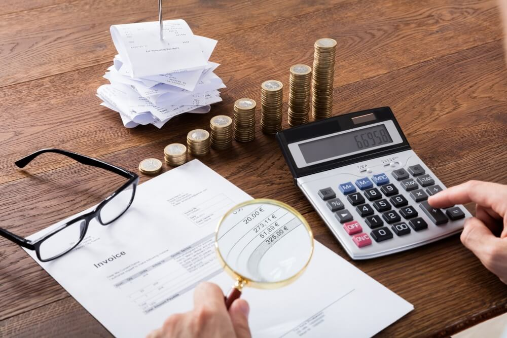 Бухгалтерский учет пени и налогов