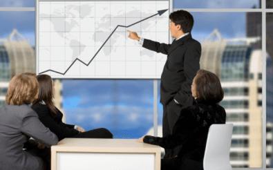 Сотрудник, следящий за финансовым состоянием фирмы