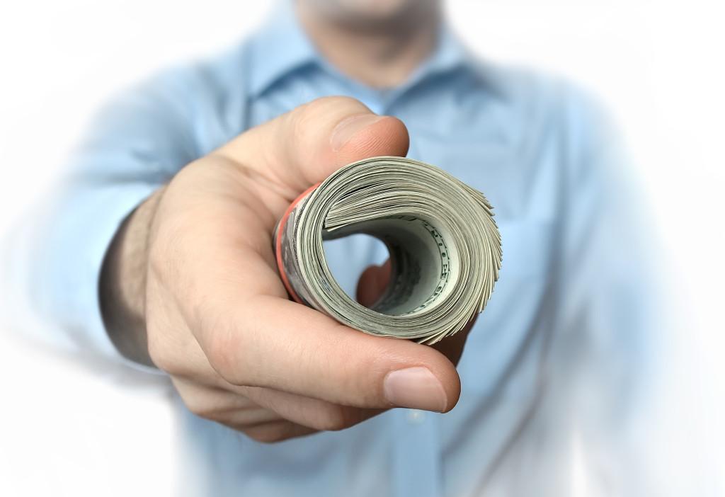 Займ - это деньги в долг от организации
