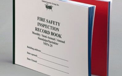 Журнал регистрации пожарных проверок