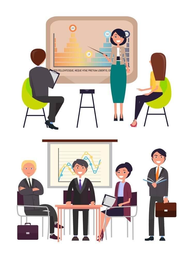 Презентация стратегии продаж компании