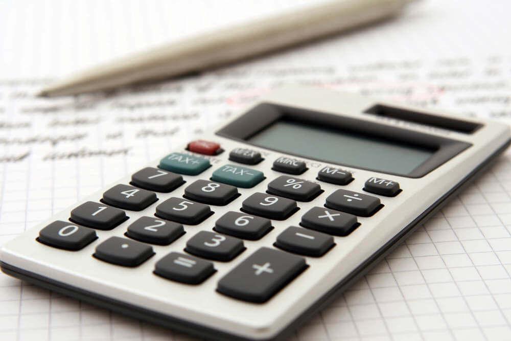 Расчеты налога и заполнение документа