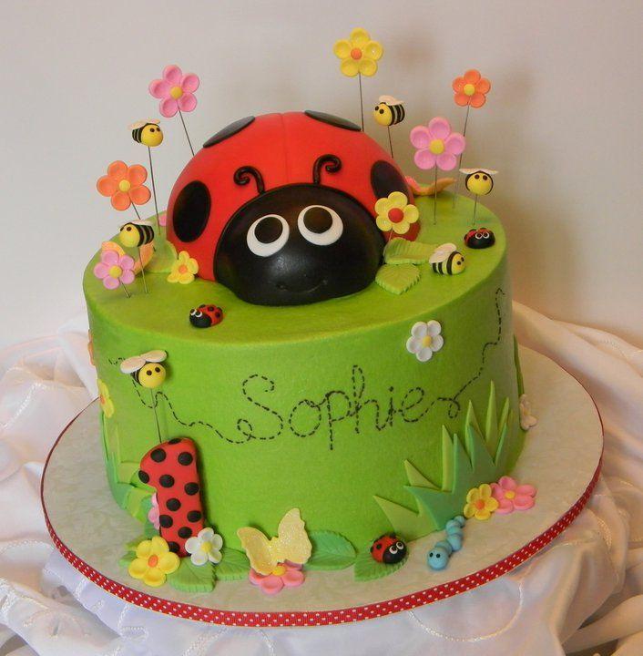 Торт на детскую тематику